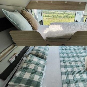 Adria Twin Axess 600 SP Family - Telemark